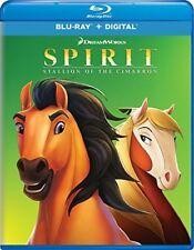 Spirit: Stallion Of The Cimarron [New Blu-ray] Digital Copy