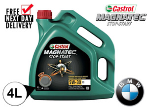 CASTROL EDGE MAGNATEC 5W30 C3(15D610)**BMW LONGLIFE 4**STOP START**FULLY SYNTH**