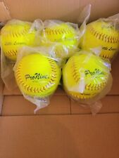 """FIVE Pro Nine 12"""" Leather LL Fastpitch Softball 47LL12 - New in Wrappers"""