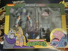 Neca Target TMNT 2 Pack Shredder And Krang