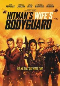 The Hitman's Wife's Bodyguard - Action Comedy Crime (2021) DVD