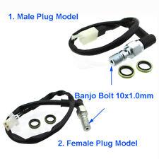 Hydraulic Brake Light Switch Banjo Bolt 10x1.0mm Works On KTM Husqvarna Husaberg