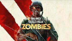 BO Cold War Zombies Modded Lobby 1 Hour - 100% Critcal Kills / Gun Camos