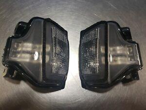 New OEM 2013-2014 Mazda CX-5 Side Turn Lamps Set KD53-69-182B, KD53-69-122B