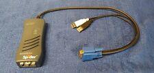Lantronix SecureLinx Spider Remote KVM-over-IP 080-369-000-R Rev: I19