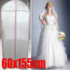 NEW Bridal Wedding Evening Dress Gown Garment Storage Bag Party Protector Cover