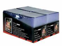 """3"""" X 4"""" REGULAR TOPLOADERS & CARD SLEEVES (200 CT. PACK)"""