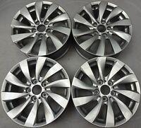 4 Orig BMW Alufelgen Styling 381 7.5Jx17 ET43 6796206 1er F20 2er F22 FB51 NEU