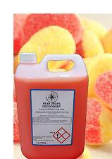 4 X 5 LT PEARDROPS KENNEL CLEANER DEODORISERS/ODOUR ELIMINATORS PET DISINFECTANT