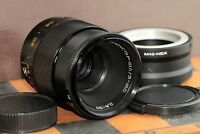 MC Industar 61 L/Z Lens 50mm f 2,8 MACRO m42 + Adapter SONY E Nex