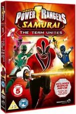 Power Rangers - Samurai - Vol.1 - The Team Unites (DVD)