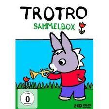 TROTRO SAMMELBOX 2 DVD ZEICHENTRICK NEU