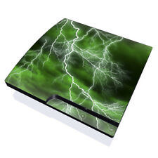 Sony PS3 Slim Console Skin - Apocalypse Green - DecalGirl Decal