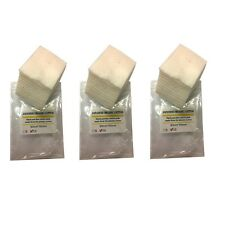 JAPANESE GROWN 100% ORGANIC UNBLEACHED COTTON SQUARE - 30 PADS RDA ATTY VAPE