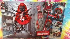 COMIC-CON MONSTER HIGH SDCC Wydowna Spider as Webarella 2013 - RARE
