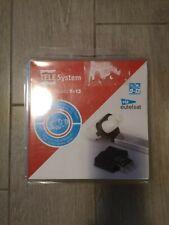 Telesystem Kit dual Feed LNB 9 + 13