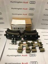 Genuine Audi Rear Brake Pads - Audi A4,S4, 8E0698451J