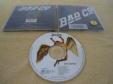 CD BAD COMPANY - BAD CO SWAN SONG 7567-92441-2 Newly Diritally Remastered