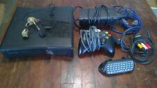 Console Xbox 360 Slim Wireless 20 GB Hdmi 21 Giochi Doom/Far Cry/Deus Ex/Halo