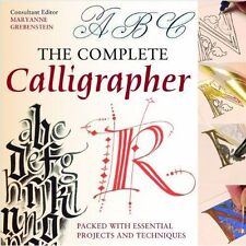 The Complete Calligrapher, Very Good Condition Book, ., ISBN 9781408133989
