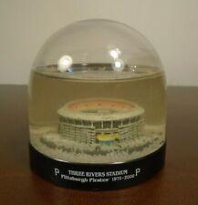Pittsburgh Pirates Three Rivers Stadium Souvenir Collectible Snow Globe SGA 2000