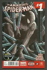 AMAZING SPIDER-MAN #1 Gary Choo B/W Sketch Variant Australian Supanova Exclusive