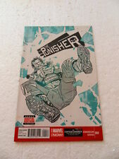 Punisher 4 . Marvel 2014 -   VF - minus