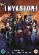 Invasion DC Crossover DVD Region 2