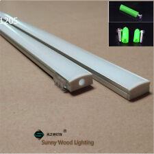 10m 10pcs 1m led aluminium profile for 12mm 5050 ,5630 ,3528 strip ,led channel