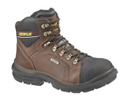 "Men's Caterpillar Manifold 6"" Waterproof Steel Toe Thinsulate Work Boot sz 10.5"