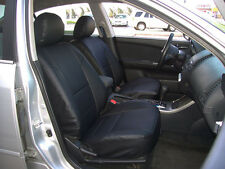 IGGEE S.LEATHER CUSTOM FIT SEAT COVER FOR 2005-2006 NISSAN ALTIMA