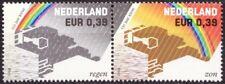 Nederland 2248-2249 150 jaar KNMI 2004 PF