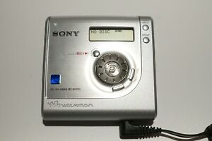 Sony Minidisc Player and Recorder MZ-NH700