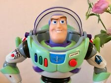 ❤ ORIGINALE PARLANTE Toy Story Buzz Lightyear Action Figure Toy Pop Out ALI ❤