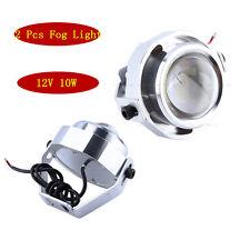 2 X 12V 10W CREE LED Work Light Spot Road Motor Car Jeep Tractor Fog Spotlight