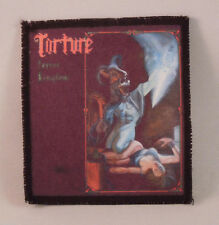 TORTURE Terror Kingdom (Printed Small Patch) (NEW)