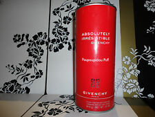 NEW GIVENCHY ABSOLUTELY IRRESISTIBLE POUPOUPIDOU PUFF SHIMMERING PERFUMED POWDER