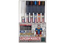 GUNZE AMS122 Gundam Marker Pouring Inking Pen Set