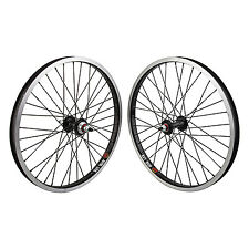 Black ops 20` Alloy BMX 20in Wheel SET