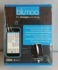 Blumoo Smart Remote Control w/ Free Downloadable App ~ New & Factory Sealed!
