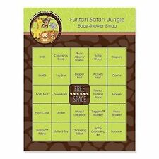 Jungle Party Games & Activities
