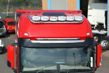 Roof Bar + Jumbo LED Spots For Mercedes Actros MP5 2019+ GigaSpace Cab Truck