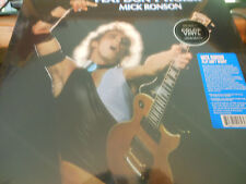 Mick Ronson – Play Don't Worry Drastic Plastic DPRLP 84 2017 COLORED VINYL NEW