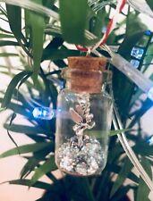 Tinkerbell Christmas Fairy Decoration Tree Hanger Christmas Gift
