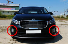 Genuine OEM Fog Lamp Light & Cover 4ea For 2015  2016~2018+ Kia Sedona Carnival