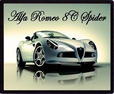 Alfa Romeo 8 C Spider 225mm x 185mm Mouse Mat