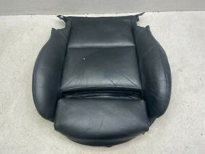 01-06 BMW 330ci E46 COUPE SPORT FRONT LEFT DRIVER BOTTOM SEAT CUSHION 482 OEM