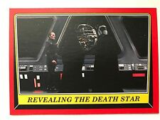 Star Wars Rogue One Mission Briefing #16 Revealing the Death Star NrMint-Mint
