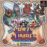 Used PS1 PS PlayStation 1 Climber ??Hyper Crazy