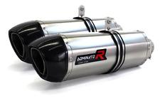 DOMINATOR Exhaust scarico HP1 TRIUMPH SPEED TRIPLE 1050 05-07 + DB KILLER